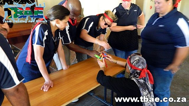 Team Building Western Cape