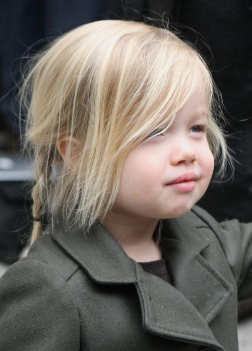 Shiloh Jolie - Pitt