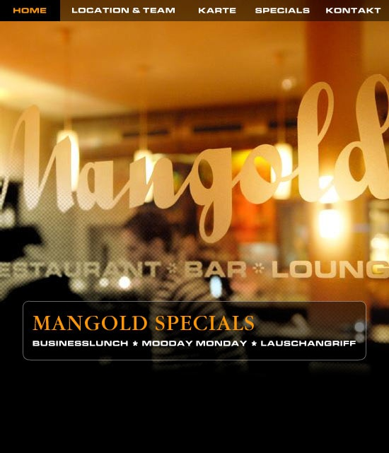 Mangold Restaurant Dehrendorf Düsseldorf