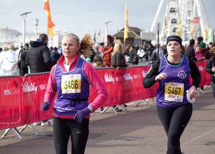 Scope charity runners