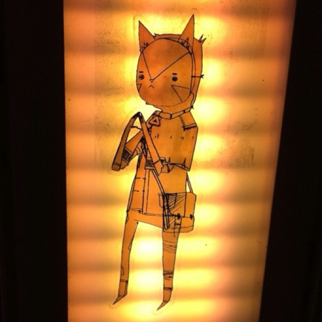 Cat (at Shibuya)