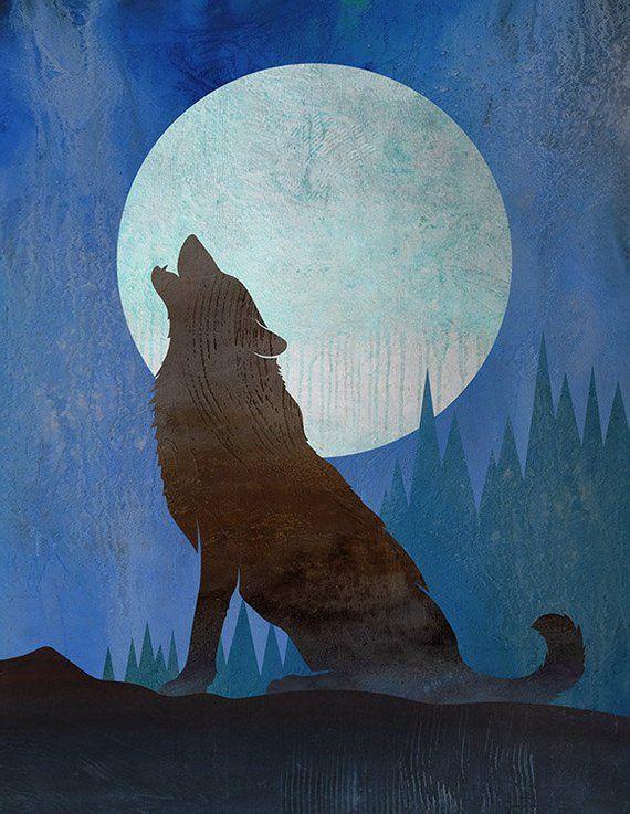 военно-морскую базу картинки как волк на скале воет на луну производится чернилами