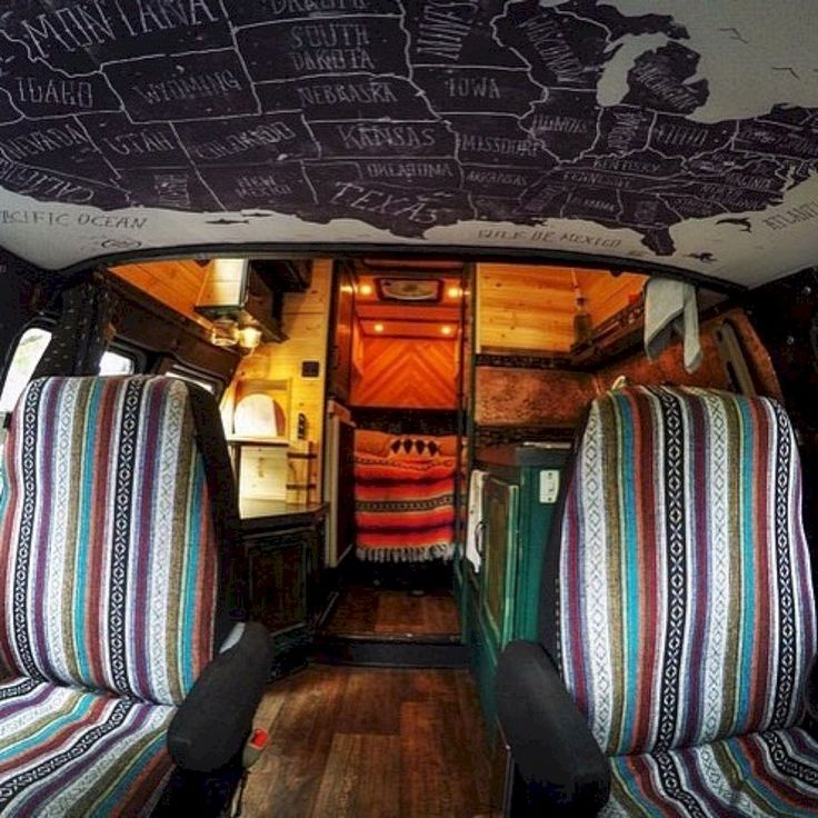 Diy Camper Van Conversion To Make Your Road Trips Awesome No 09