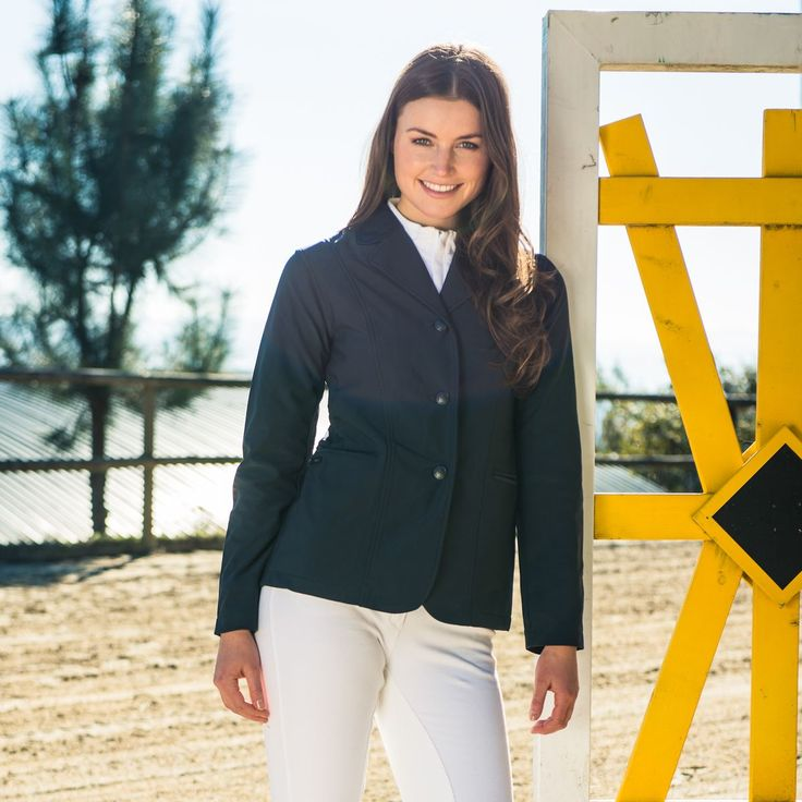 Horze Wiona Soft Shell Competition Jacket