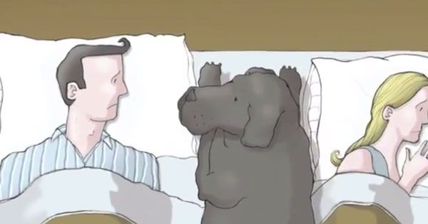 The black dog of depression - a great video from the World Health Organization explaining clinical depression.