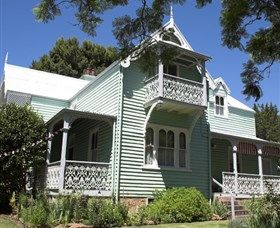 Meroogal House - beautiful historical house, can be hired for small weddings