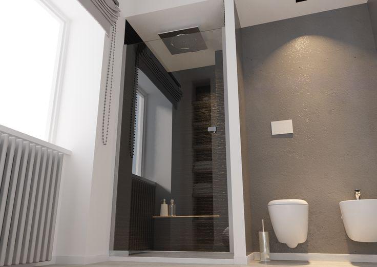 Come scegliere il box doccia doccia walk in, con piatto o
