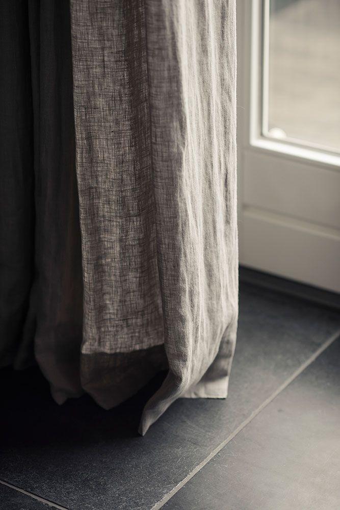 gordijn linnen puylaert