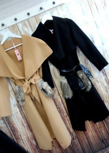 Παλτό με γουνάκι στις τσέπες καλύπτει εώς large  http://handmadecollectionqueens.com/Παλτο-με-γουνα-στις-τσεπες  #fashion   #women   #clothing   #coat   #storiesforqueens