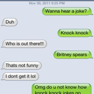 Adult Knock Knock Joke 37