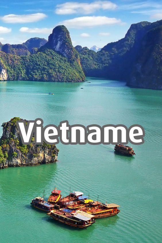 Vietname- guia de viagem e dicas para viajantes independentes