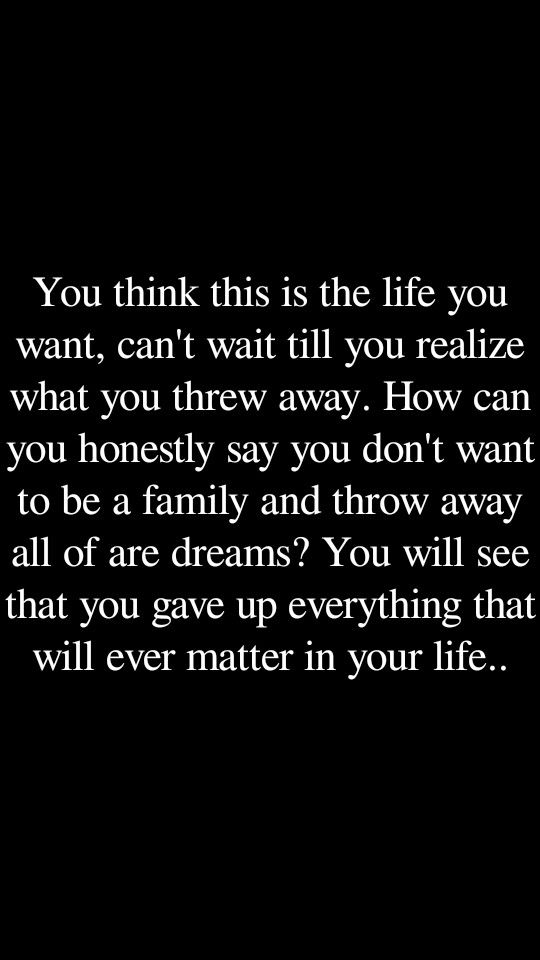 Ask yourself is it all worth it???