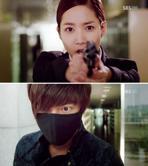 City Hunter - I have to admit this is one of my favorite dramas. If you haven't seen it I highly recommend you do so... like right now!.......................why are you still here. GO WATCH IT!!!