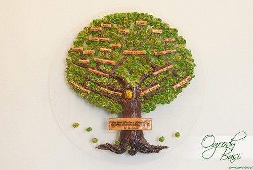 Prezent na podziękowanie dla rodziców drzewo genealogiczne  #podziękowanie #prezent #rocznica #slub #wesele  #podziękowanie_dla_rodziców  #jubileusz #urodziny #gody                          www.ogrodybasi.pl