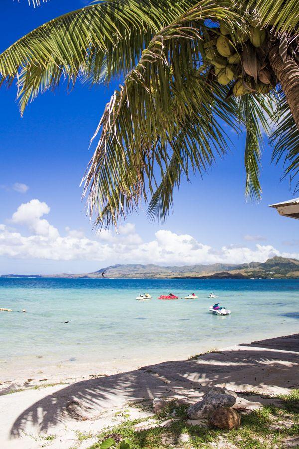 Cocos Island, #Guam. #beach #travel