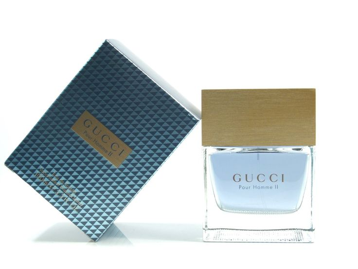 Gucci pour Homme II Eau de Toilette for Men