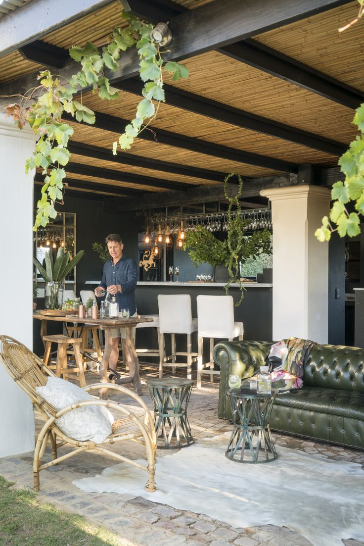 Party Venue, Gin&Bubble bar, Newstead Wines, Plettenberg Bay, Garden Route, South Africa