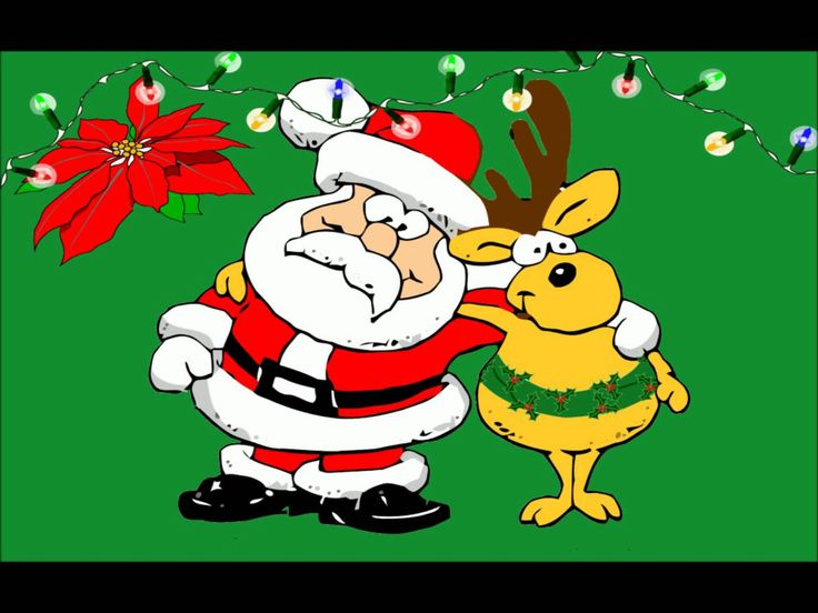 Funny Xmas Song - I'm Dressing Up Like Santa Claus.wmv