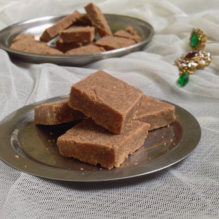 Lemon Kurry: maida barfi-chocolate barfi -maida cake- how to ma...
