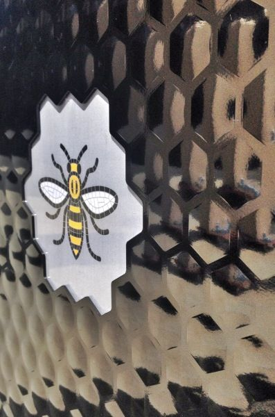 Manchester Bee Bin Close Up