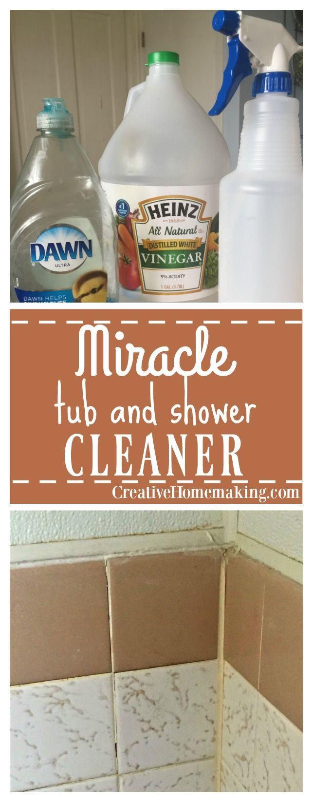 25+ best Dawn shower cleaner ideas on Pinterest
