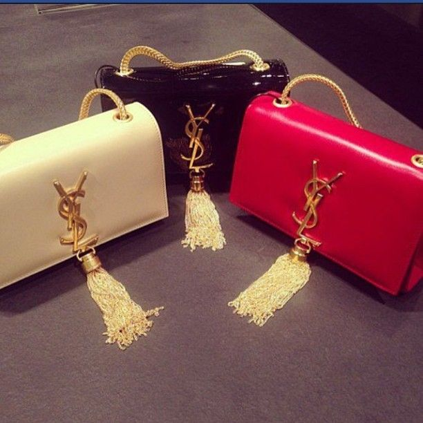 Image result for New read: Yves Saint Laurent Accessories