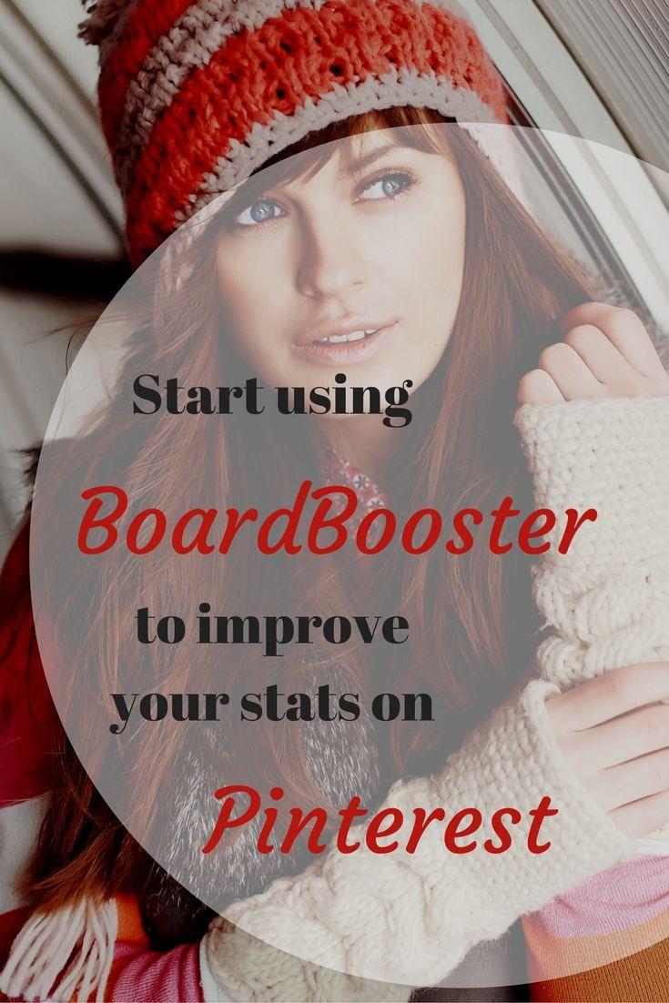 Improve your website traffic and Pinterest stats using BoardBooster. (affiliate link)  BoardBooster | Pinterest marketing | Online presence | drive traffic | traffic from Pinterest