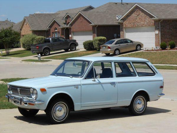 1970 Toyota Corolla 2-door Wagon