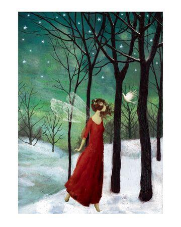 Winter Woodland Fairy - Stephen McKay