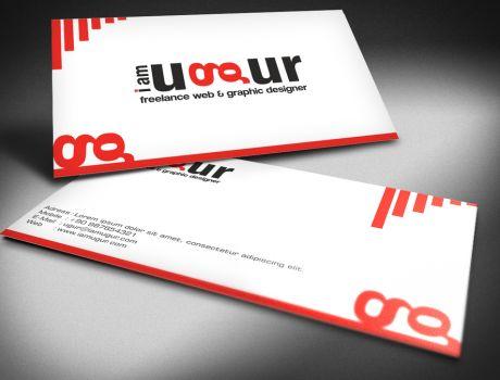 IamUgur Business Card