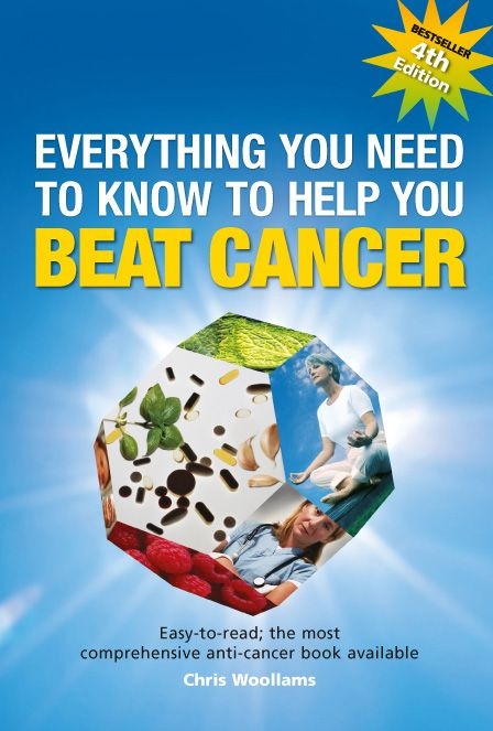 Cancer Book Review: Everything you need to know to help you beat cancer