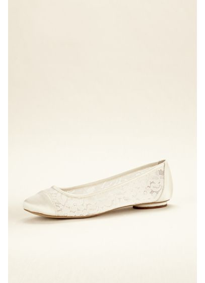 Pink Paradox Lace Ballet Flat Sweetie