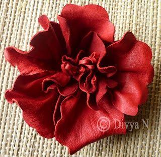 Картинки по запросу flower leather