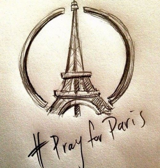 Tout mon amour à Paris, à France, à notre monde, à ceux qui ont perdu la vie ce soir, à ceux qui ont été blessé, à leurs familles. Tout mon amour contre la terreur, contre la folie.