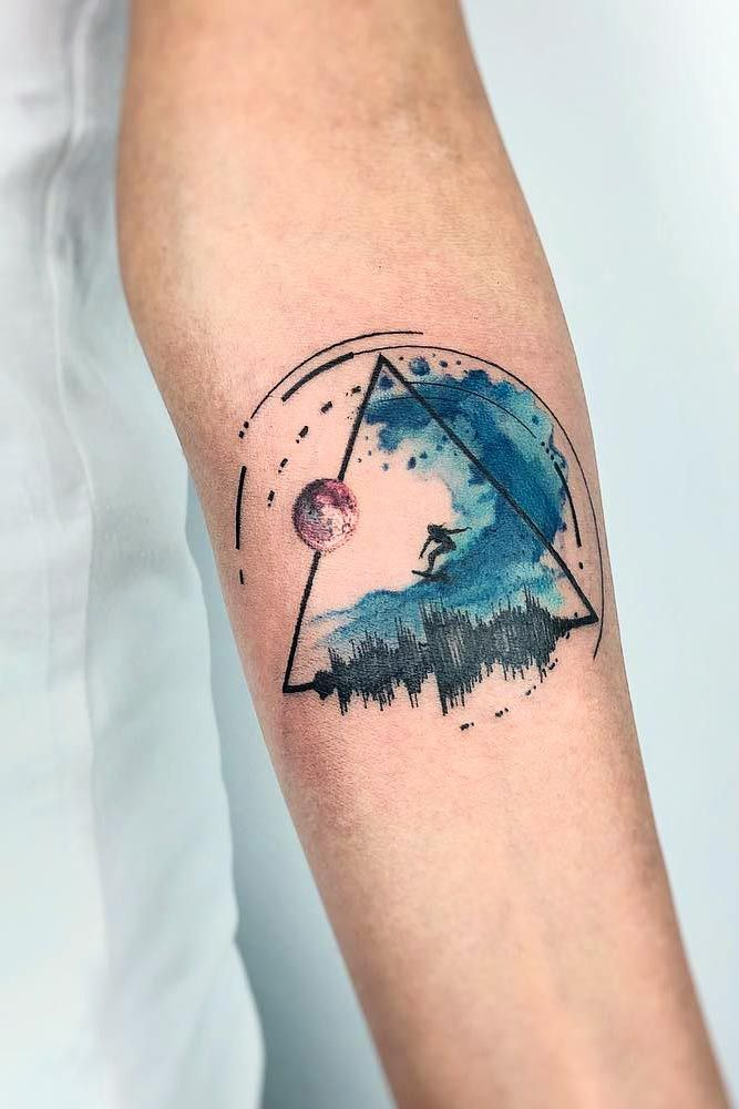 51 Gorgeous Looking Watercolor Tattoo Ideas Tattoos Tattoos For