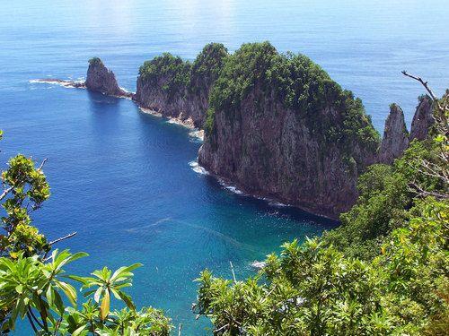 Go to the Samoa Island