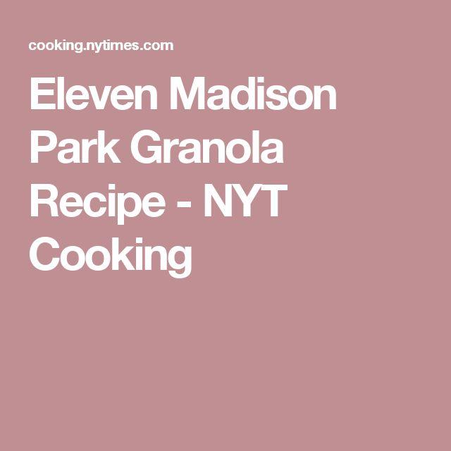 1000+ ideas about Eleven Madison Park on Pinterest ...