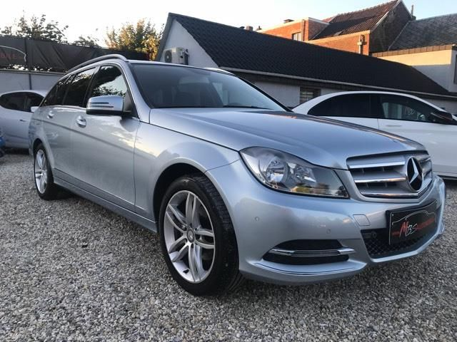 14K EUR: New Mercedes-Benz C 180 CDI BREAK  AVANTGARDE * 1 ER PROP. * now in stock in our dealership in 4460 Grâce-Hollogne!