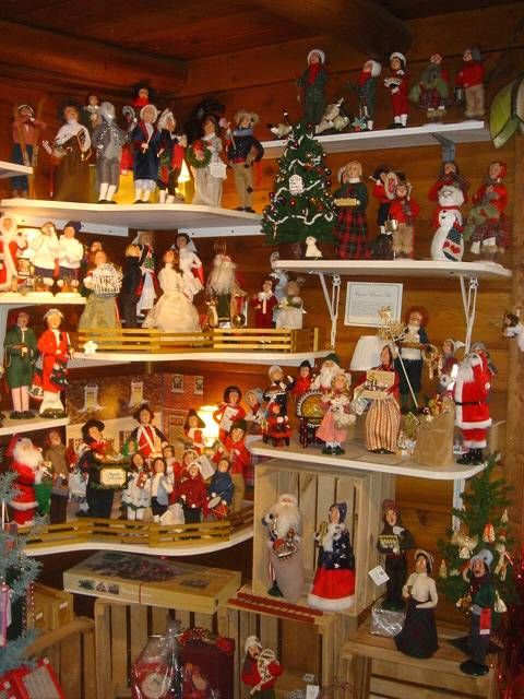 Best 69 Best Images About Byers Choice Carolers Display Ideas 400 x 300