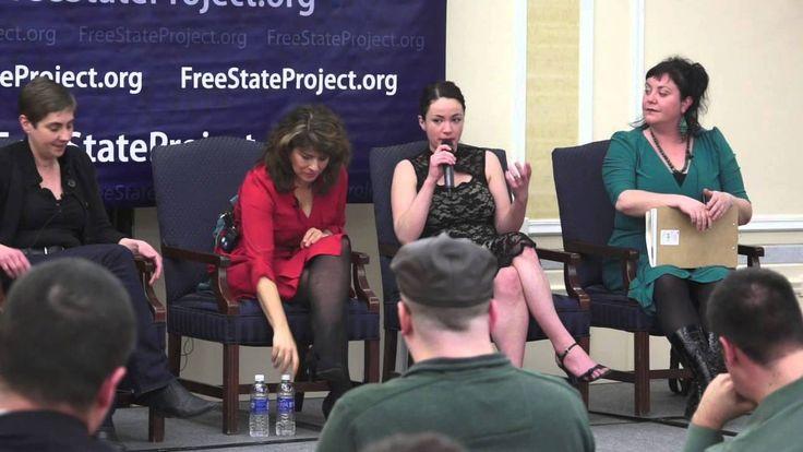 Naomi Wolf & Karen Straughan - Do We Need Feminism? @NHLF