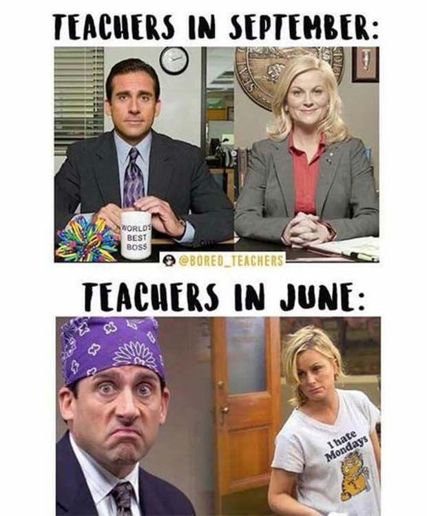 It S Back To School With 47 Of The Best Teacher Memes Team Jimmy Joe Teacher Memes Funny Teacher Jokes Teacher Humor