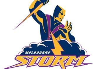 Melbourne Storm NRL team logo