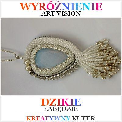 Wyniki Wyzwania Tematycznego - Baśń: Dzikie Łabędzie | Kreatywny Kufer http://artvision-kielce.blogspot.com/