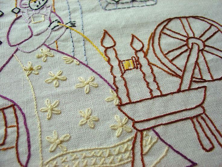 Pin by Kristine on craft - needlework | Needlework, Crafts
