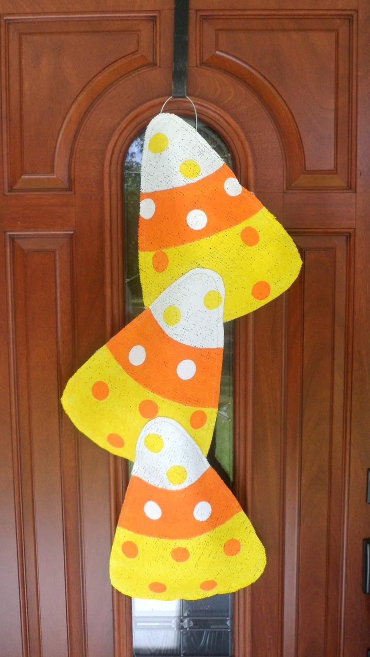 100 best Burlap door hangers images on Pinterest | Christmas ideas ...
