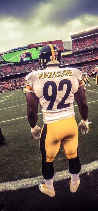 James Harrison #92
