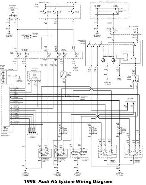 pin audi a6 wiring diagram on pinterest simple wiring diagram rh 15 20 sweetlittlemoments de