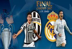Juega por adelantado la final de la UEFA Champions League en nuestra web. Disfruta de un emocionante partido que enfrenta al Real Madrid y la Juventus, los flamantes finalistas de esta edición de la Liga de Campeones. Elige a tu equipo favorito y comienza a lanzar faltas para marcar goles y poner a tu equipo por delante en el marcador. ¡Lleva a tu equipo hacia la victoria en esta final de Champions!