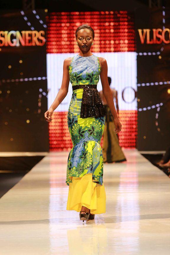 Glitz Africa Fashion Week She by Bena Ghana