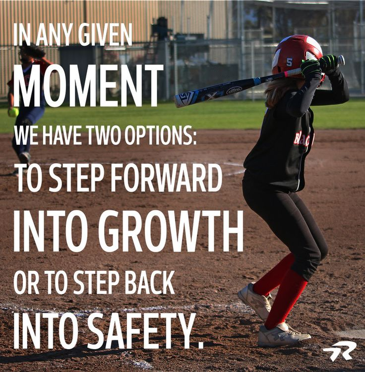 What option are you choosing? #softballstrong